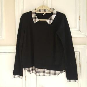 Joie Zaan F cashmere blend sweater